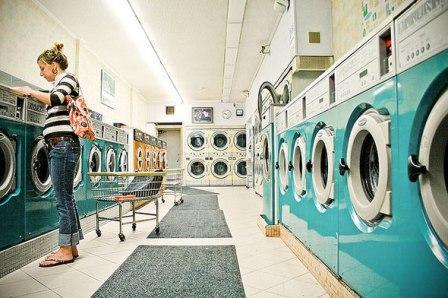 ouvrir une laverie automatique
