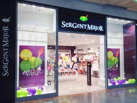 sergent major franchise
